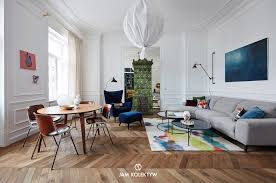 100 Apartment Interior Design Photos Eclectic Apartment In The Old Tenement In Warsaw JAM KOLEKTYW