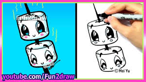To Draw A Carrot Step By Kawaii Hamburger Best Channel Easy