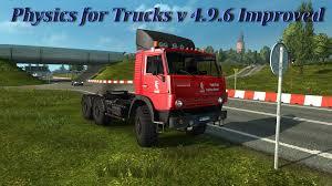 PHYSICS FOR TRUCKS V4.9.6 (1.28X) MOD - ETS2 Mod Legendary Update Ats Trucks V40 Truck Mod Euro Truck Simulator 2 Mods Freightliner Cascadia 2018 V44 Mod For Ets Highpipe For Mod European Renault Trange V43 121x 122x Gamesmodsnet Fs17 Cnc Scania Rjl Girl V4 Skin Skins Packs Man Agrolinger Trucks V40 Fs 17 Farming Usa By Term99 All Maps V401 V45 The Top 4 Things Chevy Needs To Fix For 2019 Silverado Speed Kenworth T800 Stripes V4 Mods American Truck Simulator V45 1