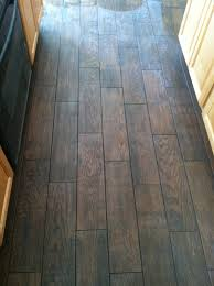 porcelain wood look plank tiles from marazzi in the color saddle