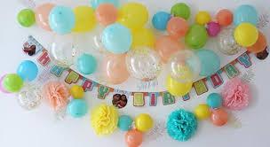 decoration pour anniversaire anniversaire vaiana la checklist pour ne rien oublier