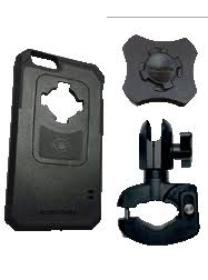 Panavise BarGRIP Phone Mount w Rokform iPhone 6 Case Model