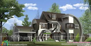 100 Unique House Architecture First Unique Ultra Modern Home Of 2018 Kerala Home Design