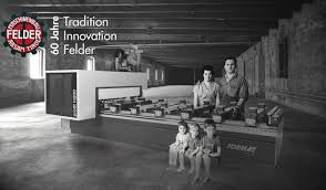 woodworking machinery manufacturer felder turns 60 this year