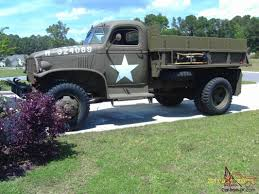 1941 G506 WWII Chevy 4x4