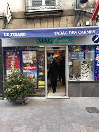 bureau de tabac a proximité tabac des carmes bureau de tabac 25 rue carmes 44000 nantes