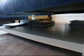Lack Sofa Table Hack by Upholstered Lack Hack Ikea Hackers Ikea Hackers