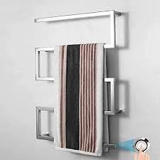 whzwh elektrischer handtuchhalter 5 bar bad