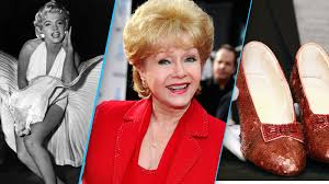 Halloween Town Actors by Debbie Reynolds Preserved Some Of The Most Iconic Hollywood