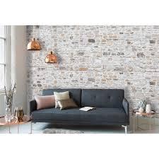 fototapete vlies premium mauer steinwand grau weiß