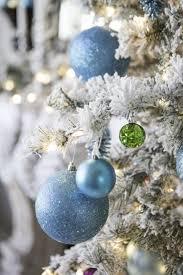 Hayneedle Christmas Trees by Cool Toned Christmas Living Room Hayneedle Blog