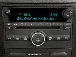 100 G5 Interior 2009 Pontiac Radio Photo Automotivecom