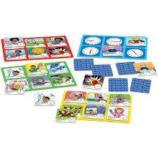 Orchard Toys Zeitansage Analog Digital Bildungs Kinder Spiel EBay