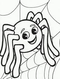 Bug Coloring Pages Cute Insect Co Quilt For Kids