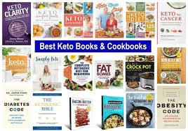 Best Keto Books And Cookbooks