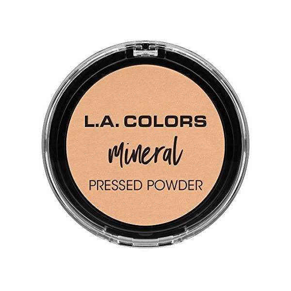 La Colors Mineral Pressed Powder, Cmp373 Creamy Natural
