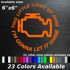 100 Custom Window Decals For Trucks This Little Light Of Mine Im Gonna Let It And 50 Similar Items