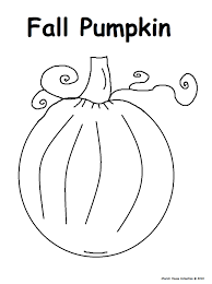 Spookley The Square Pumpkin Coloring Pages by Fall Pumpkin Coloring Pages 27504 Bestofcoloring Com