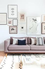 Elegant Wall Decor Above Couch 18