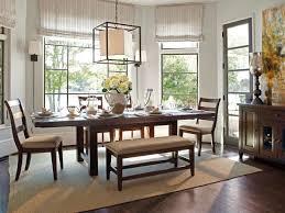 Beautiful Modern Rustic Dining Table