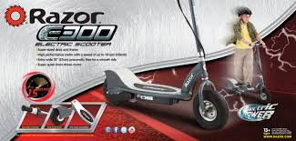 Amazon Razor E300 Electric Scooter