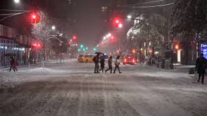 Winter Storm Avery Causes Chaotic Commutes, Strands Students At ...