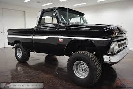 100 Cool Truck Pics 1966 Chevrolet K10 4x4 SWB COOL TRUCK LOOK