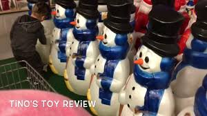 Christmas Trees At Menards by 2016 Menards Christmas Decorations Youtube