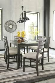 Ortanique Dining Room Chairs by Mallenton Medium Brown Dining Collection D411