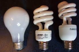 light bulbs a green future