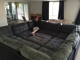 So this is my new couch Let s be honest I m going to live and