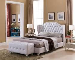 King Platform Bed With Headboard by Bedroom Tufted Platform Bed Overstock Platform Beds Headboard