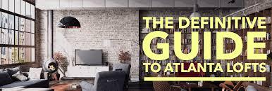 100 Atlanta Contemporary Homes For Sale Lofts Search Lofts