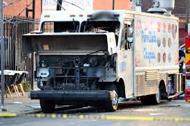 Philadelphia, PA - 9 Hurt, 2 Critical In Food Truck Explosion Hands Down The Largest Bug Out Truck I Have Built Its Huge The Us Military Is Replacing The Humvee With A Huge Truck That Pladelphia Pa 9 Hurt 2 Critical In Food Truck Explosion Red Powerful Big Rig Semi And Step Deck Trailer With Cargo Traxxas Xmaxx Squid Rc Car And News Check Out These Five Biggest Trucks Planet Mind Blowing Amazons Snowmobile Is Actually Hauling A Huge Hard Drive Finally Get To Stretch My Heavy Haul Legs Possibly This Custom Built F354 Beyond Moto Networks Welcome Abhishek Industries Man In Front Of Wheel Ming Dump Uranium Mine