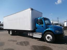100 J And J Truck Bodies FREIGHTLINER Box Straight S For Sale