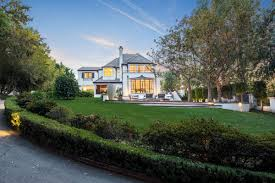 100 Holmby 1930s Chateauinspired Mansion In Hills Seeks 295M Curbed LA