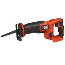 BLACK DECKER 20 Volt MAX Lithium Ion Cordless Reciprocating Saw