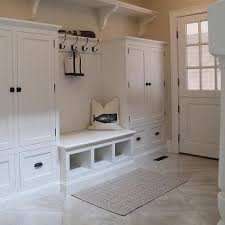 Mudroom Cabinetry Cottage Laundry Room Ciuffo