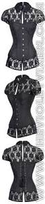 best 25 black corset top ideas on pinterest boned corsets