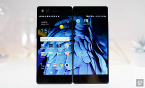 ZTE s dual screen Axon M is fascinating and flawed