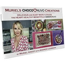 Muriels ChocoNuvo Creations Cookbook