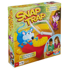 Ideal Snap Trap Game Board Games