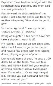 I Shower With My Dad by People Online Recall Their Favorite