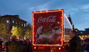 Holidays Are Coming! Here's Where Coca-Cola Christmas Truck Will Be Cacolas Christmas Truck Is Coming To Danish Towns The Local Cacola In Belfast Live Coca Cola Truckzagrebcroatia Truck Amazoncom With Light Toys Games Oxford Diecast 76tcab004cc Scania T Cab 1 Is Rolling Into Ldon To Spread Love Gb On Twitter Has The Visited Huddersfield 2014 Examiner Uk Tour For 2016 Perth Perthshire Scotland Youtube Cardiff United Kingdom November 19 2017