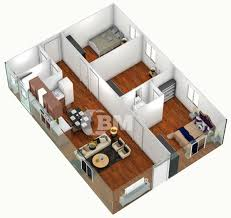 3 Bedroom Design For Well Simple House Md Decoration Popular