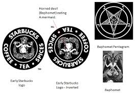 The Satanic Truth Behind Starbucks Coffee Logo
