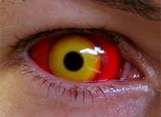 Prescription Colored Contacts Halloween Uk by Just Ordered These For Halloween Green 3 Tone Prescription