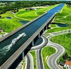 100 Magdeburg Water Bridge BeAmazed