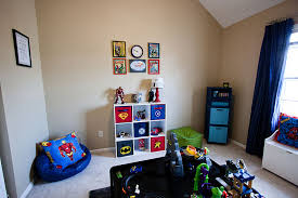 super hero theme for boy room decorating ideas marvel super hero