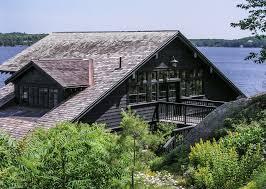 100 Muskoka Architects Cottage Architect